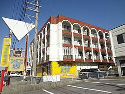 ニュー幸田プラザ[3階]の外観