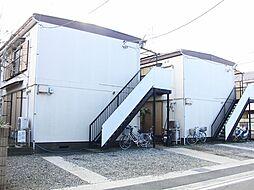 小田急ハイツ B棟[101号号室]の外観