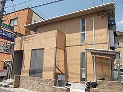奈良県橿原市八木町3の賃貸アパートの外観