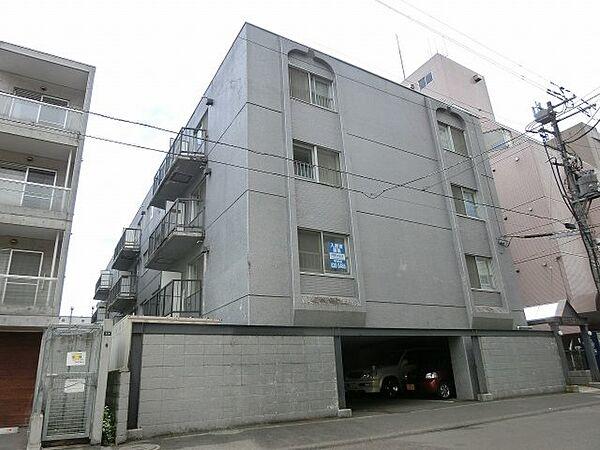 ハウスオブリザ中の島3 2階の賃貸【北海道 / 札幌市豊平区】