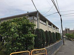 大阪府高槻市清福寺町の賃貸アパートの外観