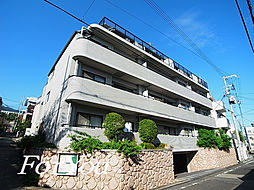 兵庫県神戸市灘区山田町2丁目の賃貸マンションの外観