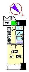 東京蒲田スクエアタワー[2階]の間取り