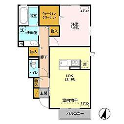 仮)D-room取手ゆめみ野39街区[1階]の間取り