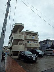 鹿児島県鹿児島市清和1丁目の賃貸マンションの外観