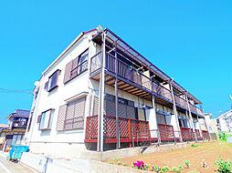 コーポヒル所沢 I[1階]の外観