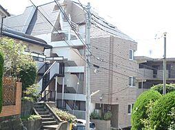 MMマンション[2階]の外観
