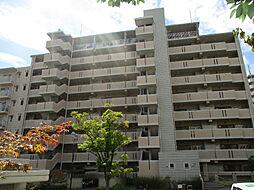 URアーバンラフレ虹ヶ丘中3号棟[4階]の外観