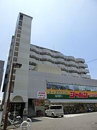 サンプラザ総持寺[6階]の外観