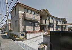 ガーデンハウス明正A棟[1階]の外観