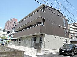 福岡県北九州市八幡西区菅原町の賃貸アパートの外観