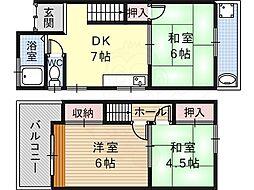 恵我ノ荘駅 3.3万円