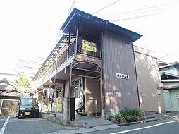 福岡県北九州市小倉北区金鶏町の賃貸アパートの外観
