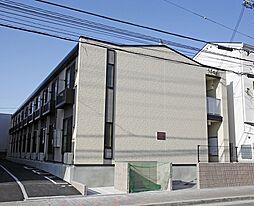 大阪府大阪市旭区新森7丁目の賃貸アパートの外観