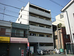 eight court宿院[5階]の外観