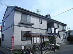 福岡県福岡市東区松崎2丁目の賃貸アパートの外観