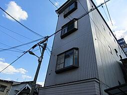 信栄マンション[3階]の外観