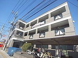 千葉県我孫子市下ケ戸の賃貸マンションの外観