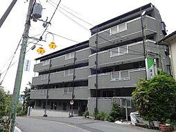 大阪府富田林市大字彼方の賃貸マンションの外観