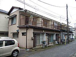 中村アパート[2-2号室]の外観
