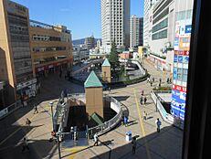 橋本駅 1760m