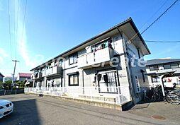 徳島県徳島市北矢三町1丁目の賃貸アパートの外観