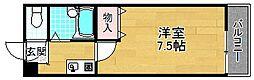 シェモアキヨシ[3階]の間取り