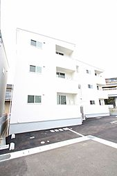 広島県広島市安佐南区伴東2丁目の賃貸アパートの外観