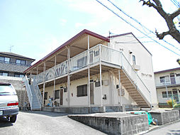スカイハイツ置田[1階]の外観