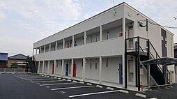 ラ・ビューテラスB[2階]の外観