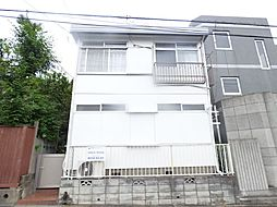 橋本ハイツ[1階]の外観