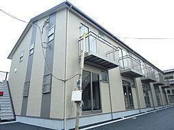 MOON赤坂 A棟[2階]の外観