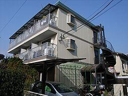 石橋ハウス[2階]の外観