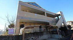 千葉県我孫子市南新木4丁目の賃貸アパートの外観
