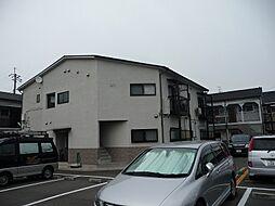 白芳荘[2階]の外観