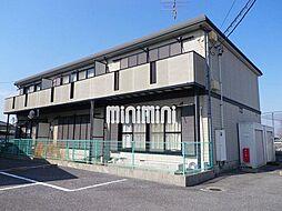 アベニュー弐番館[2階]の外観