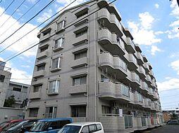 東京都葛飾区西亀有1丁目の賃貸マンションの外観