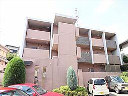 大阪府吹田市千里丘中の賃貸マンションの外観