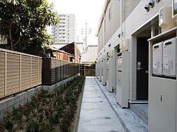 レオパレスアベイユ[2階]の外観