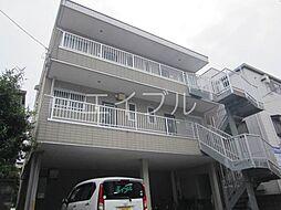ヤナセコーポ[2階]の外観