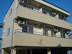 高知県高知市南川添の賃貸マンションの外観