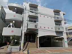 埼玉県川口市領家3丁目の賃貸マンションの外観