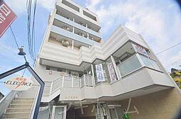 広島県広島市南区青崎1丁目の賃貸マンションの外観