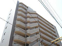 レーベスト松原[11階]の外観