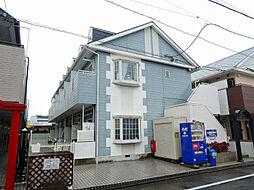 福岡県北九州市八幡西区穴生3丁目の賃貸アパートの外観