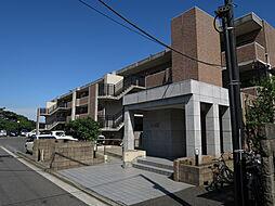 洋光台山の手マンション[0201号室]の外観