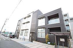 愛知県名古屋市昭和区鶴舞4丁目の賃貸マンションの外観