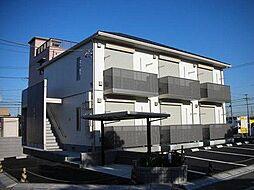 パーク ポワール[2階]の外観