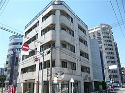 東京都板橋区熊野町の賃貸マンションの外観
