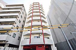 ラパンジール四天王寺東[3階]の外観
